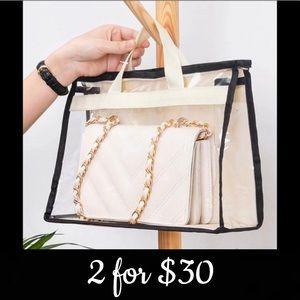 💥 2x Restocked 🆕 Storage Bag with Handles
